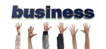 biznesowy target662_0_ Zdjęcie Stock