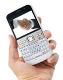 biznesowy telefon zdjęcia royalty free