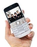 biznesowy telefon zdjęcie royalty free