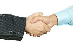 biznesowy uścisk dłoni Obraz Stock
