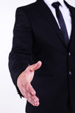 Biznesowy uścisk dłoni Obraz Royalty Free