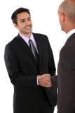 Biznesowy uścisk dłoni Fotografia Stock