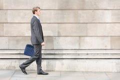 biznesowy ufny mężczyzna Fotografia Stock