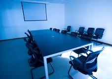 biznesowy wewnętrzny pokój konferencyjny Fotografia Royalty Free