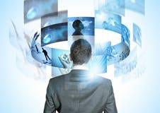 biznesowy współczesny świat Zdjęcie Stock