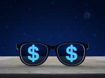 Biznesowy wzroku i sukcesu pojęcie obrazy stock