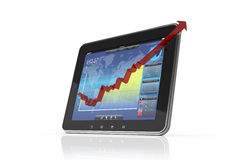 Biznesu i finanse pojęcie Fotografia Stock