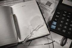 Biznesu i podatków życia pojęcie obrazy royalty free