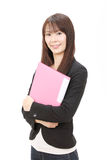 bizneswomanów azjatykci potomstwa Fotografia Stock