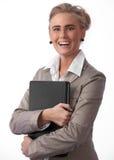 bizneswomanów piękni potomstwa Zdjęcie Stock