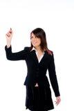 bizneswomanów young Zdjęcie Stock