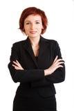 bizneswoman Obraz Royalty Free