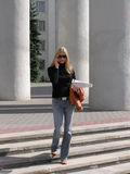 bizneswoman Zdjęcia Royalty Free