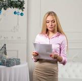 Bizneswoman Fotografia Royalty Free
