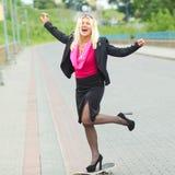 Bizneswoman Zdjęcia Stock