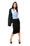 bizneswoman moda Obrazy Stock