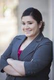 Bizneswoman - portret Zdjęcie Stock