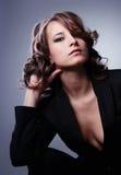 bizneswoman seksowny Fotografia Stock