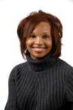 bizneswomanu uśmiecha się Zdjęcie Stock