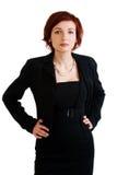 bizneswomany Fotografia Royalty Free