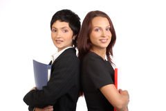 Bizneswomany obrazy stock