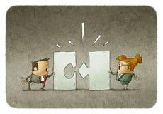 Biznesy które no dostosowywają ilustracji