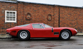 A Bizzarrini 5300 GT Strada Royalty Free Stock Photo
