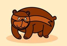 björn Vektor Illustrationer