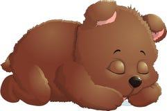 Björnen i härligt poserar stock illustrationer