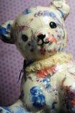 björnfigurine Royaltyfria Bilder