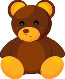 björnplysch Arkivbilder
