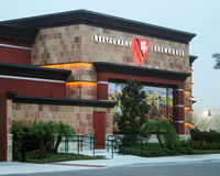 BJ's Restaurant and Brewhouse, International Drive Orlando, FL. Royalty Free Stock Photos