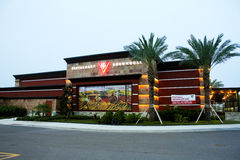 BJ's Restaurant and Brewhouse, International Drive Orlando, FL. Royalty Free Stock Images
