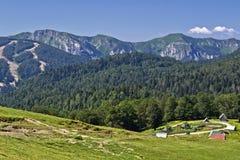 Bjelasica, Montenegro Fotografia Stock Libera da Diritti