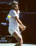 Bjorn Borg. Professional Tennis legend Bjorn Borg. (Image taken from color slide Stock Images