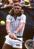 Bjorn Borg Royalty Free Stock Images