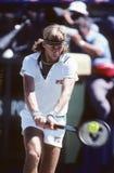 Bjorn Borg. Professional Tennis legend Bjorn Borg. (Image taken from color slide Stock Image