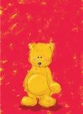 björnnalle Royaltyfria Bilder