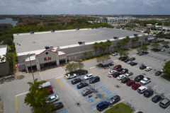 BJs wholesale club aerial image