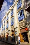Błękit na błękicie Zdjęcia Stock