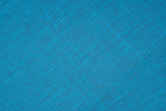 Błękitna sukienna tło tkanina Zdjęcie Stock
