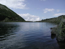 błękitna woda Zdjęcie Stock