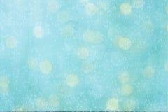 Błękitny textured tło. Obraz Royalty Free