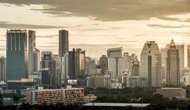 BKK城市 免版税库存图片