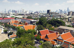 Bkk horizon Royalty Free Stock Images