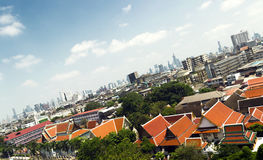 Bkk up Stock Photography