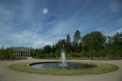 Blåsenhus taras Obrazy Royalty Free