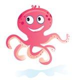 bläckfiskhav Royaltyfri Fotografi