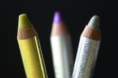 Blänka ögonskugga Royaltyfri Foto