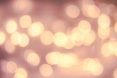 Blänka abstrakt festlig bakgrund Feas för jul och för nytt år Arkivbilder